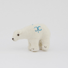 Save the Ice Polar Bear Ornament