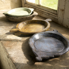 Asanta Reclaimed Serving Platters