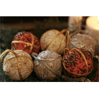 Beaded Ornaments - Christmas Joy