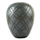 Blue Diamond Vase