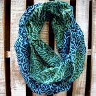 By the Sea Infinity Scarf