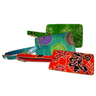 Colorful Chroma Luggage Tags