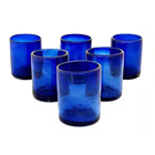 Tumblers - Cobalt Dreams (Set of 6)