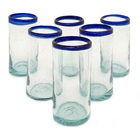 Drinking Glasses - Cobalt Classics (Set of 6)
