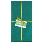 Cotton Teal Napkins (Set of 4)