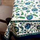 French Blue Tablecloths