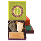 Fair Trade Soap & Pumice - Happy Feet Gift Set