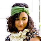 Harper Knitted Headband