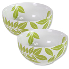 Java Porcelain Bowls - Celery (Set of 4)