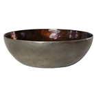 Large Capiz Bowl Fig