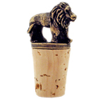 Decorative Lion Wine Stopper