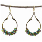 Lola Beaded Earrings - India