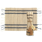 Sea Stripe Vetiver Placemats