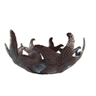 Haiti Metal Art - Small Starfish Bowl