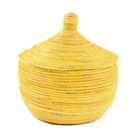 Yellow Warming Basket - Senegal