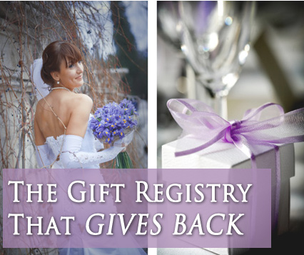 Image of Fair Trade Wedding Registry and Fair Trade Gift Registry