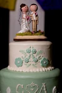 Mexican Wedding Cake