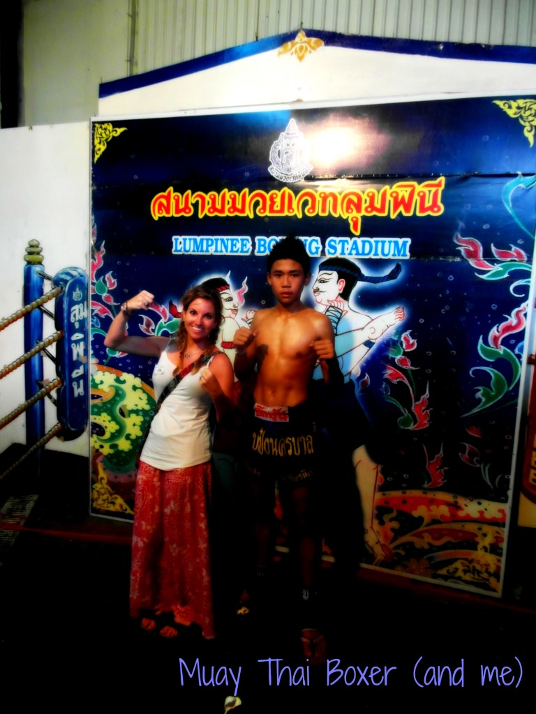 Boxer and me for 7 Hopes