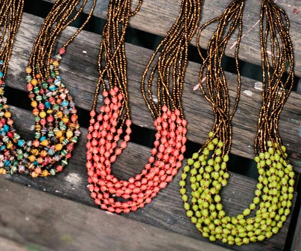 Fair Trade Necklaces