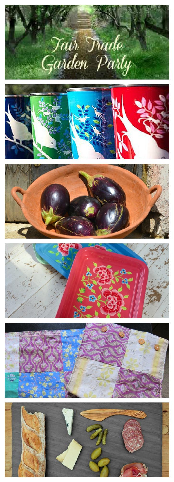 PicMonkey Collage_fair trade garden party