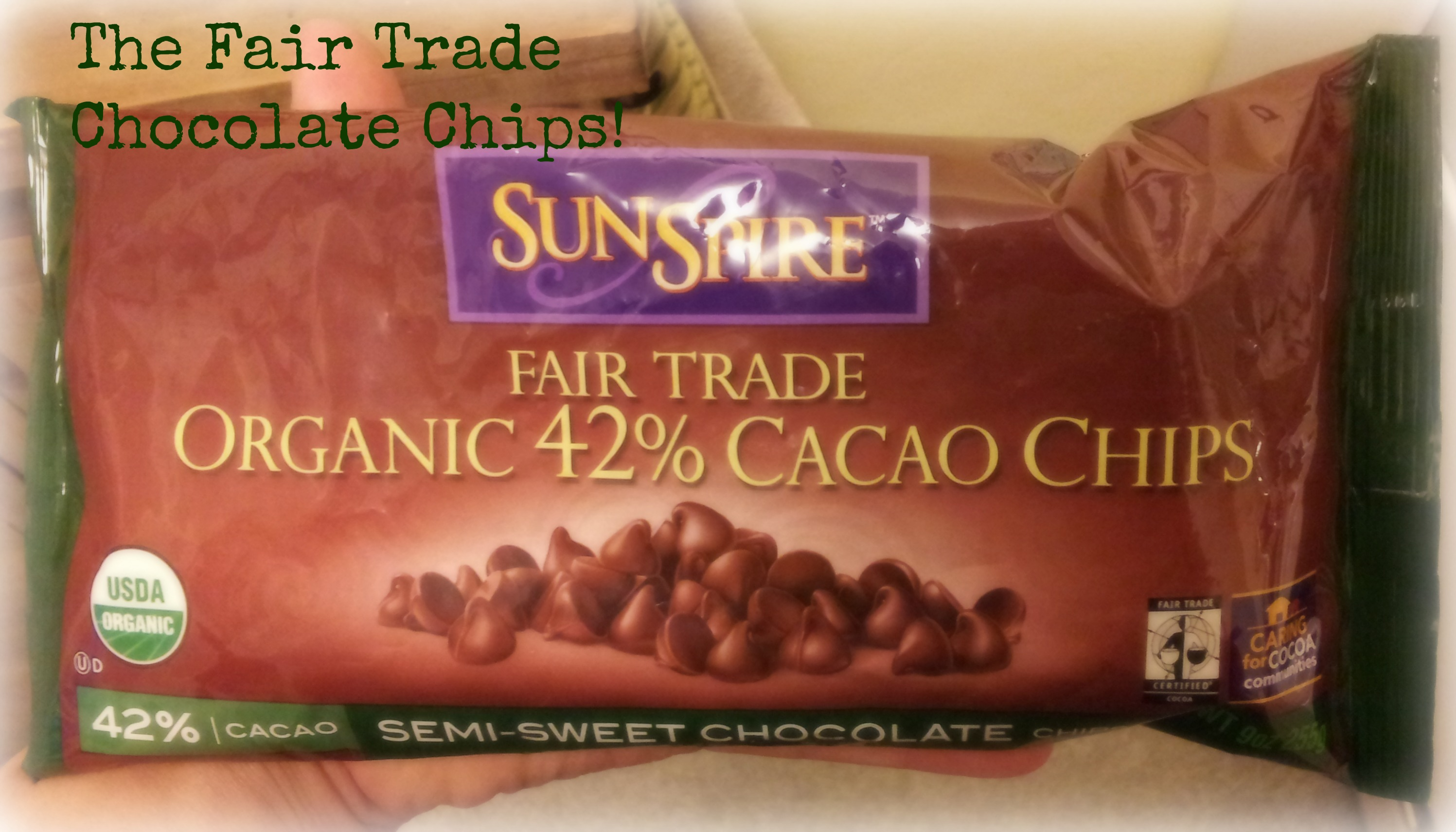 Fair Trade Chocolate Chips - Fuzzbeed HD Gallery