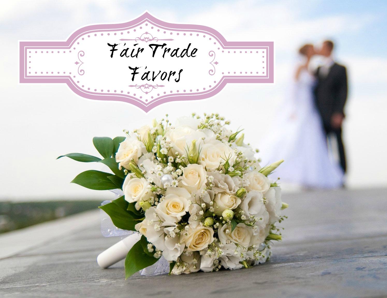 fair trade wedding favors Archives | All That\'s Fair.