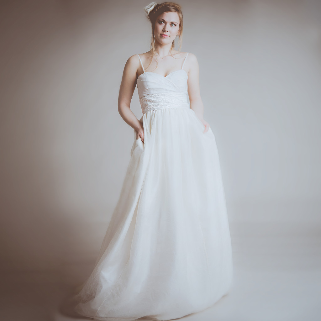 fair trade wedding dresses