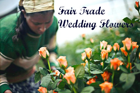 fair trade wedding flowers
