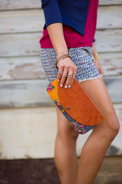 colorful-leather-clutch