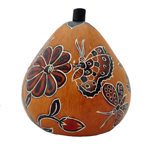 butterfly-gourd-container