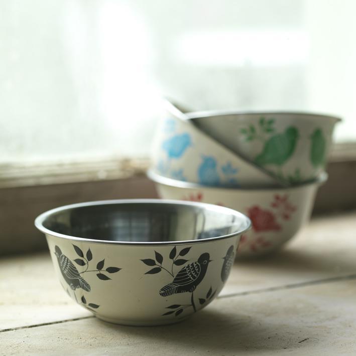 Eva Hand Painted Bowls